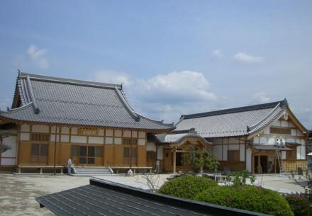 光徳寺本堂庫裏新築工事