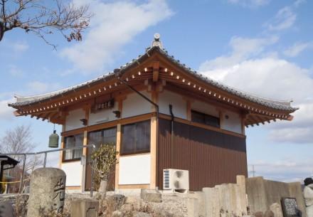 正法寺観音堂新築工事