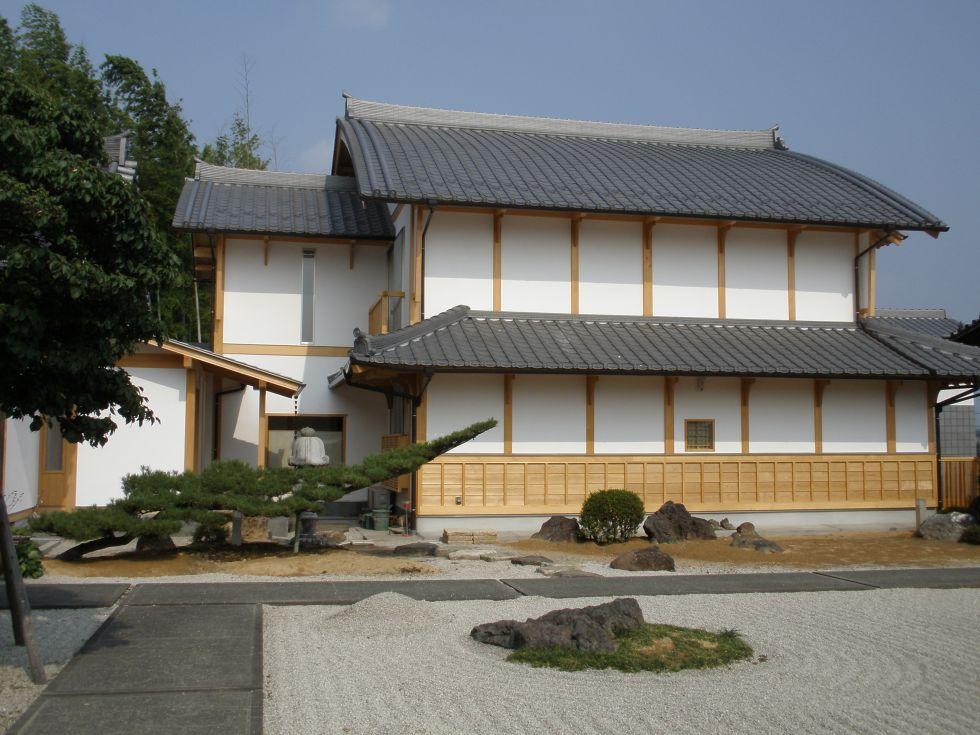 霊泉寺庫裏新築工事