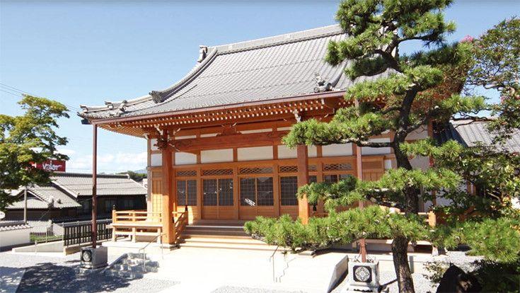 社寺・仏閣の新築