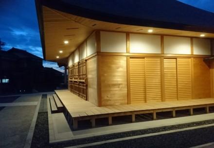 豊田市萬國寺本堂新築工事